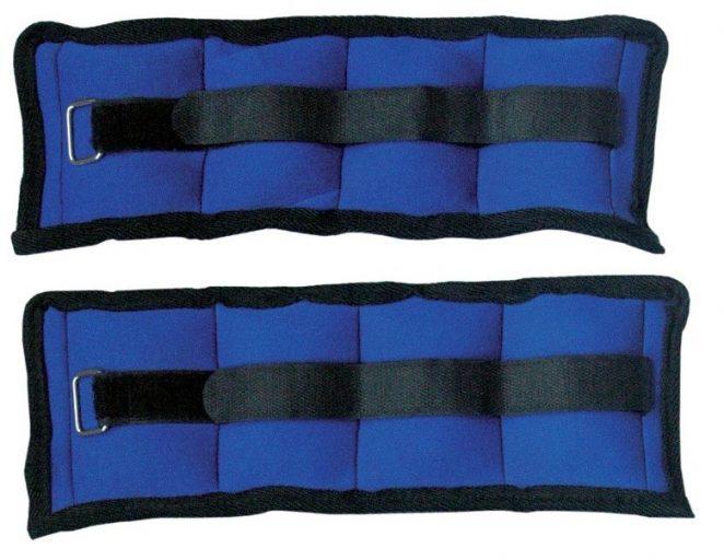 Coppia polsiere cavigliere 2x1,5 kg