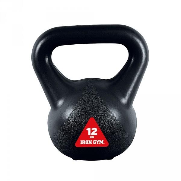 KETTLEBELL da 12kg   Iron Gym®