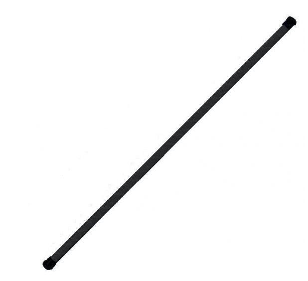 barra zavorrata da kg. 5,4