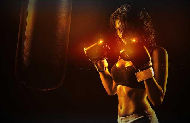 accessori boxe arti marziali